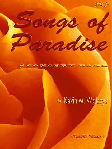 Songs of Paradise Cover