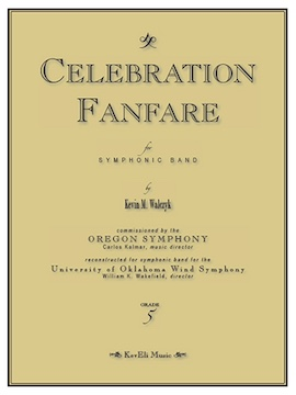 Celebration Fanfare Cover