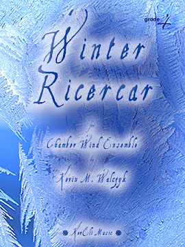 Winter Ricercar Cover