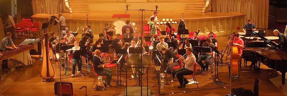Recording Quintet Matinee at Mechanics Hall